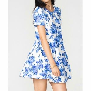 Show Me Your Mumu Babydoll Teacup Dress